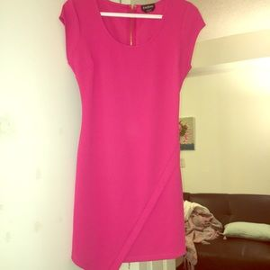 Pink Dress from bebe